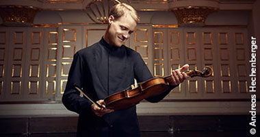 QChamberstream presents Mozart's Own Violin