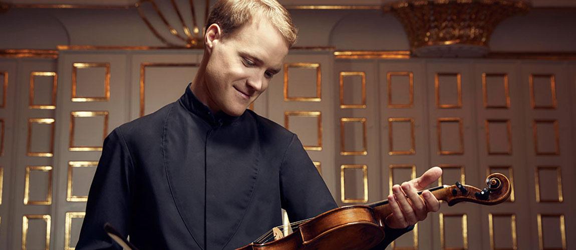 QChamberstream presents Mozart's Own Violin