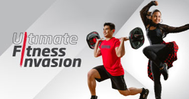 [Cancelled] Ultimate Fitness Invasion
