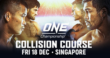 ONE: COLLISION COURSE