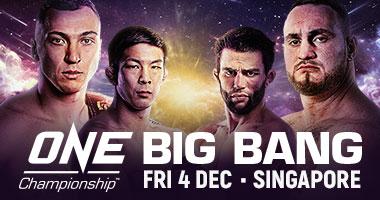 ONE: BIG BANG