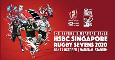 [Cancelled] HSBC SINGAPORE RUGBY SEVENS 2020