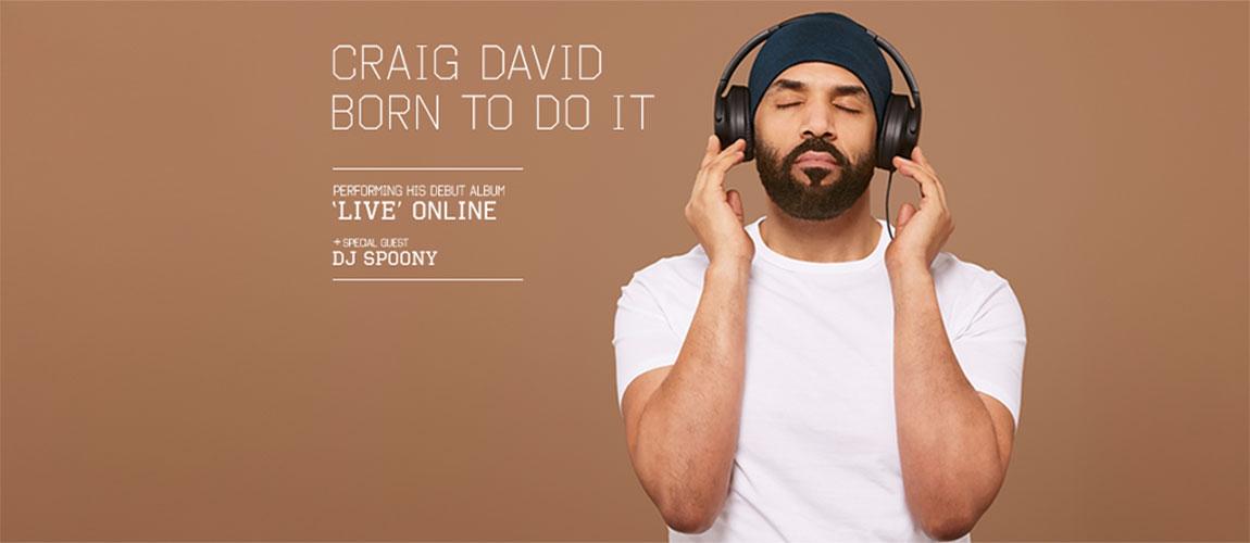 Craig David: Born To Do It
