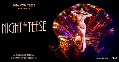 Dita Von Teese presents Night Of The Teese – A Cinematic Special