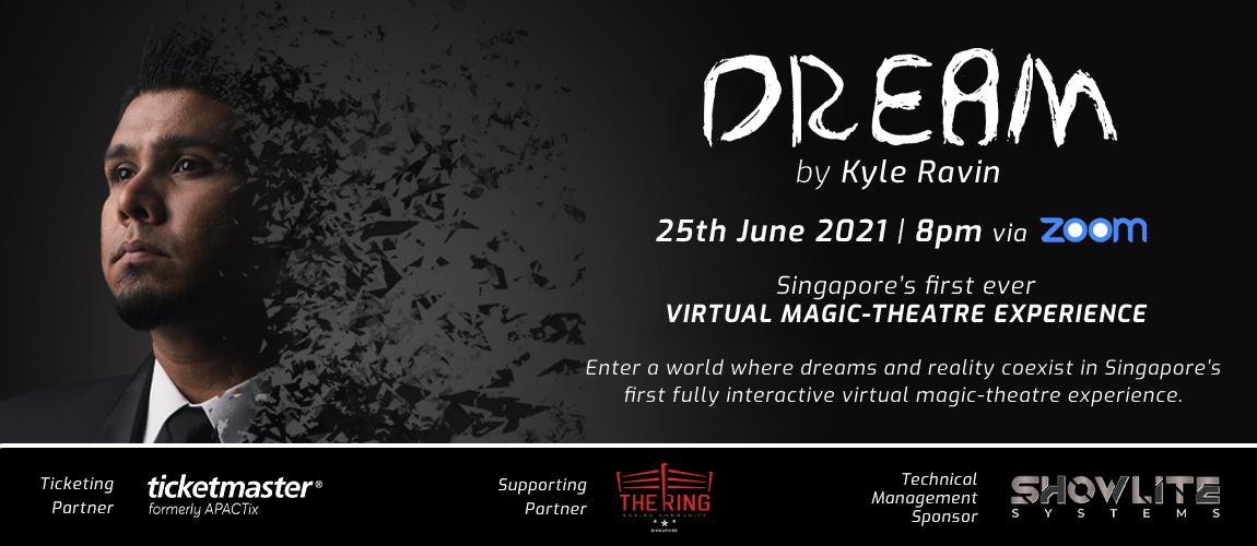 DREAM: A virtual magic experience