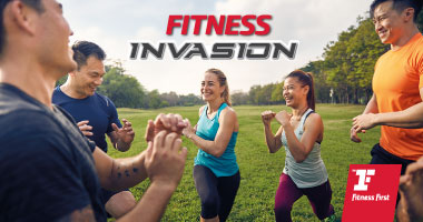 Fitness Invasion (by Fitness First)